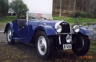 Morgan 4-4 from 1936
